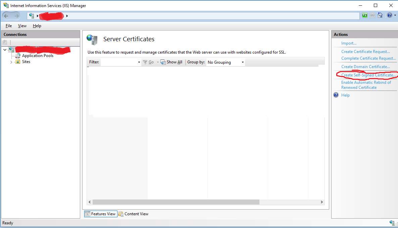 Ssl Part 2 Self Signed Certificates Eric Lemes Blog
